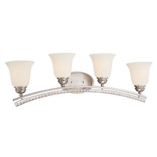 Designers Fountain Grand Plazza 4-Light Vanity Light