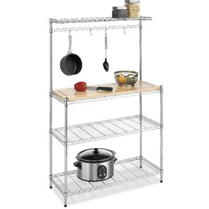 Storage Baker's Rack by Whitmor, Inc