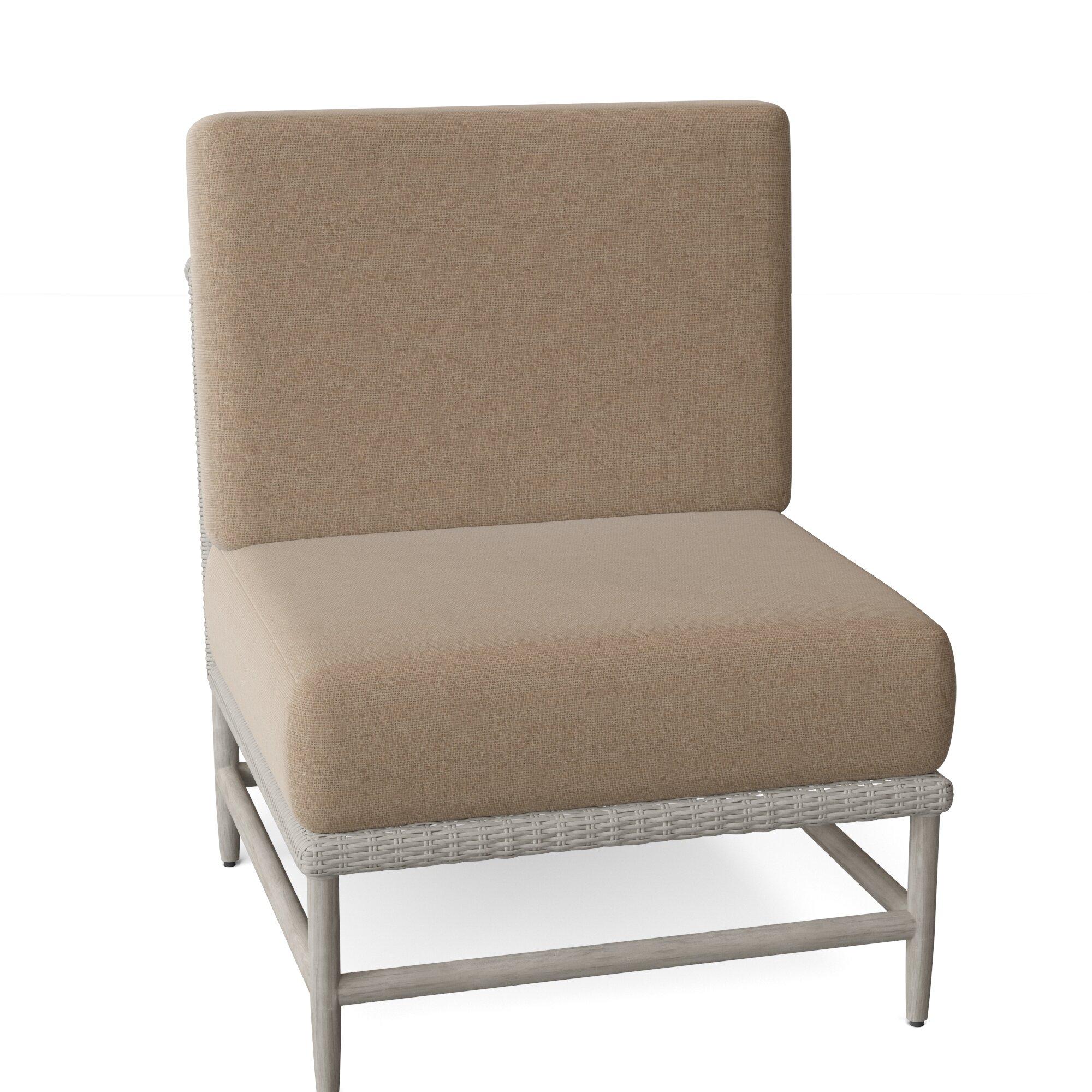 Summer Classics Wind Swivel Patio Chair With Sunbrella Cushions Wayfair