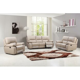 Claverton Reclining 3 Piece Li..