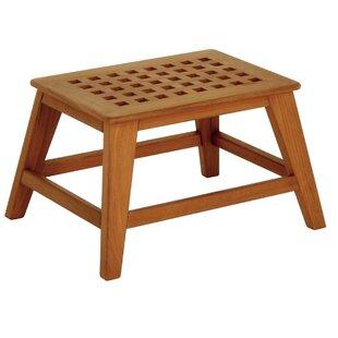 Solid Wood Step Stool Wayfair