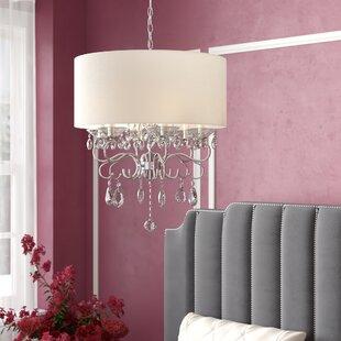 Willa Arlo Interiors Garron 6-Light Chand..