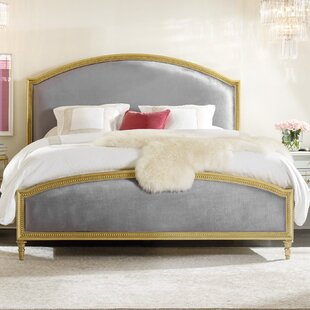 Antoinette Upholstered Platform Bed by Cynthia Rowley