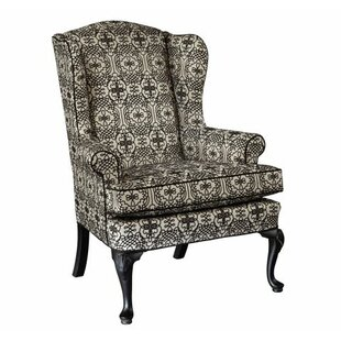 Grace Wingback Chair by Hekman