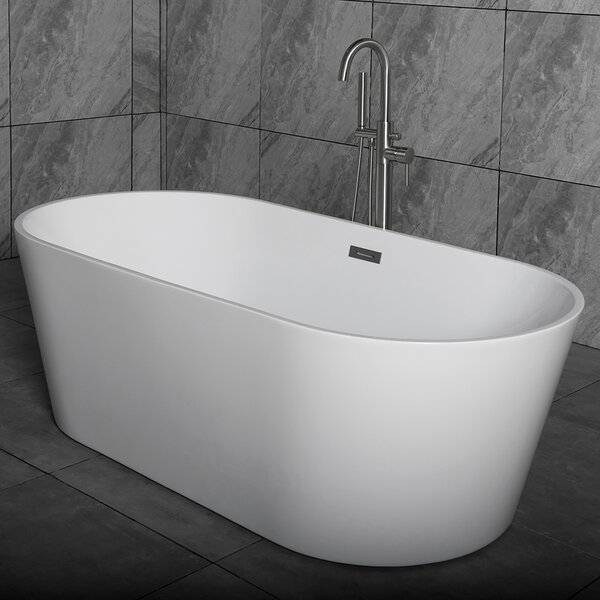 Freestanding Tub With Sets | Wayfair