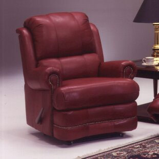 Omnia Leather Morgan Recliner