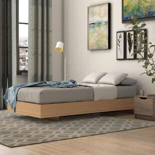 Coalmont Platform Bed by Mercury Row