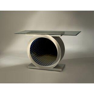 Orren Ellis Micelotta Infinity Console Table