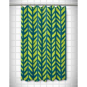 Grand Bahama Drifter Shower Curtain