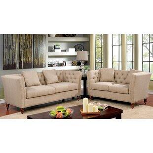 Iva Configurable Living Room Set