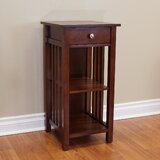 Shackleford Accent Table by Charlton Home®