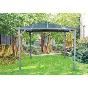 Northwood 3m X 3m Aluminium Patio Gazebo By Sol 72 Outdoor