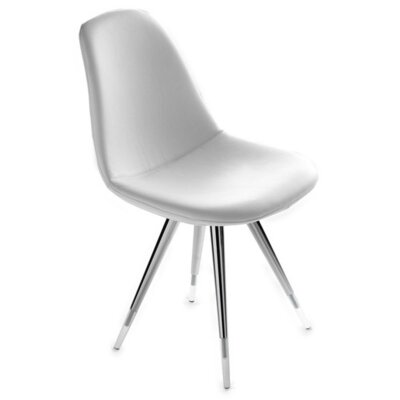Modern Chairs USA Angel Genuine Leather Upholstered Dining Chair
