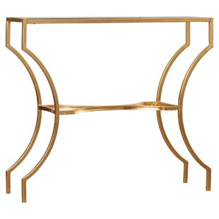 Bonnert Console Table By Fairmont Park