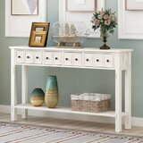 Harrill 60.03 Console Table by Rosecliff Heights