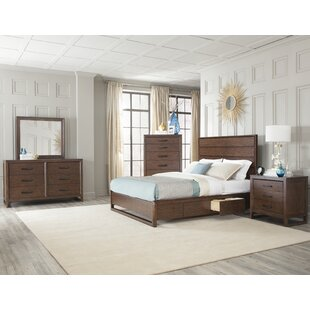 Mercer Panel Bed by Cresent Furniture