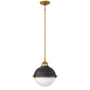 Fletcher 2-Light Globe Chandelier