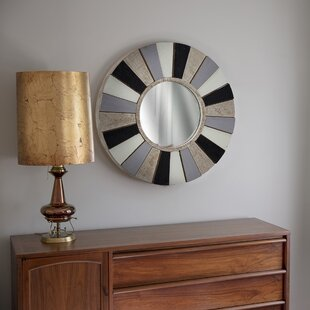 Highland Dunes Wilclay Hanging Accent Mirror