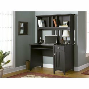 Broadview Computer Desk with Hutch