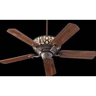 Affordable Price 52 Avelar 5-Blade Ceiling Fan By Darby Home Co