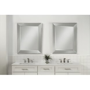 Affordable Mirror on Mirror Wall Mirror By Sandberg Furniture