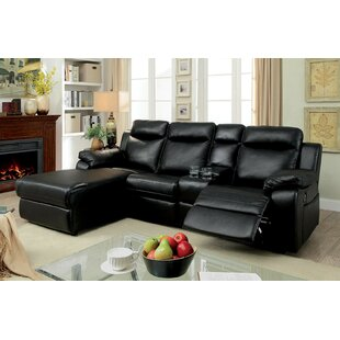 HollymeadReclining Sectional by Red Barrel Studio
