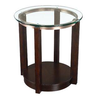 Roan End Table by Alcott Hill