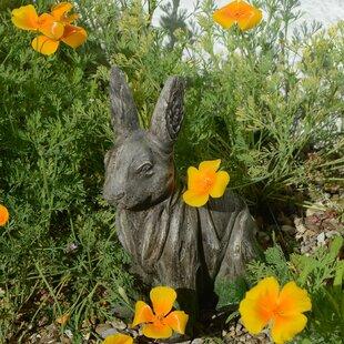 Hickerson Rabbit Statue By Sol 72 Outdoor
