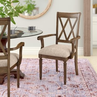 Marquerite Dining Arm Chair (Set of 2) by..