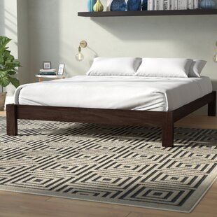 Bargain Rune Platform Bed by Mistana Reviews (2019) & Buyer's Guide