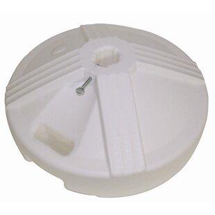 U.V. Polymer Empty Umbrella Base by US Weight Design