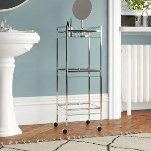 35 X 90cm Bathroom Shelf By Symple Stuff