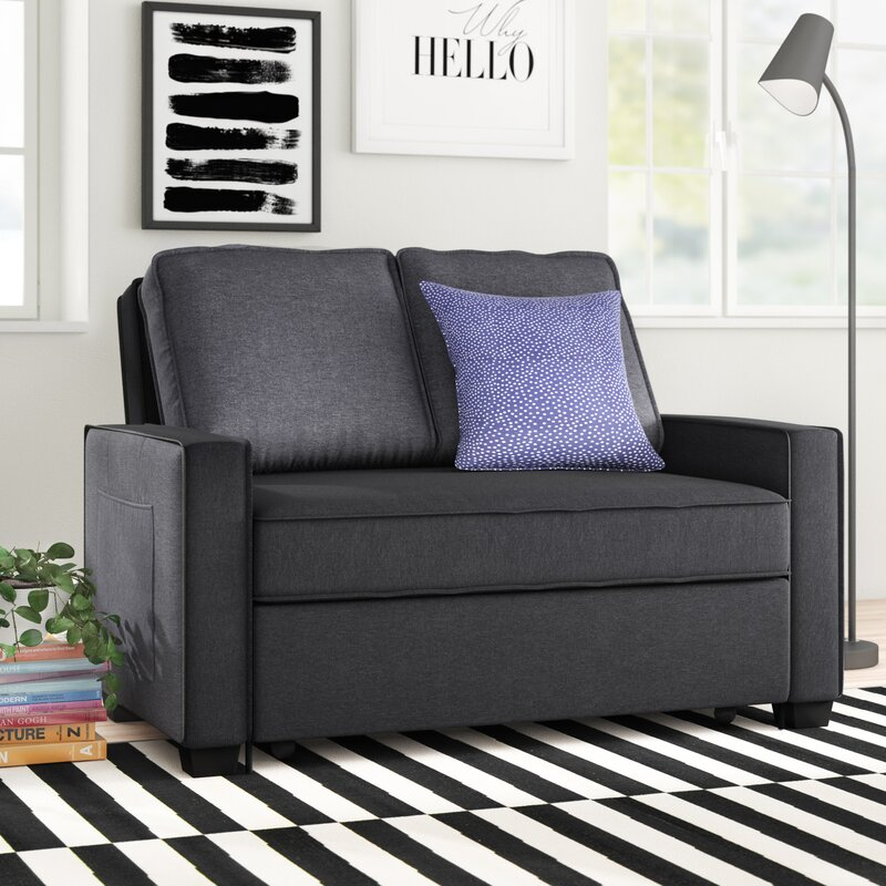 Cherie 3 Seater Fold Out Sofa Bed