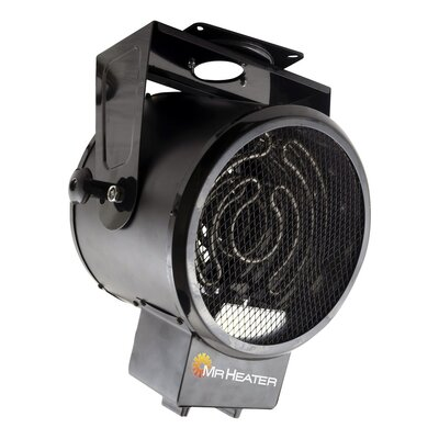 18,000 BTU Electric Forced Air Ceiling Mounted Heater Mr. Heater