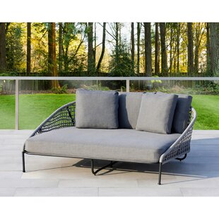 Ove Decors Indiana Loveseat with Sunbrella Cushions