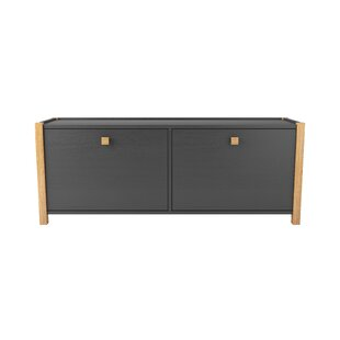 Review Dunkin 10 Pair Shoe Storage Bench