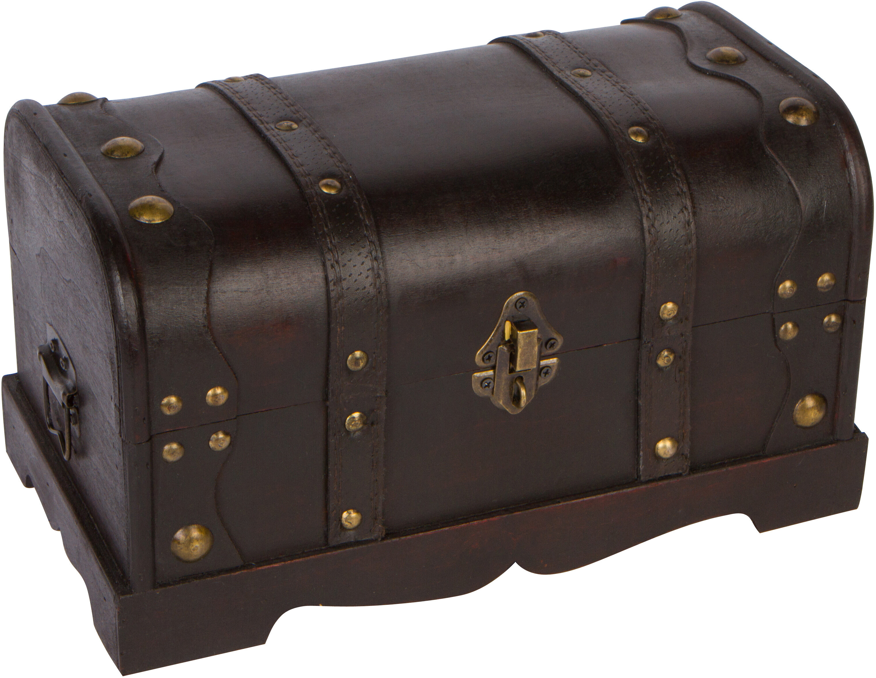 Delrio Wood Trunk By Charlton Home