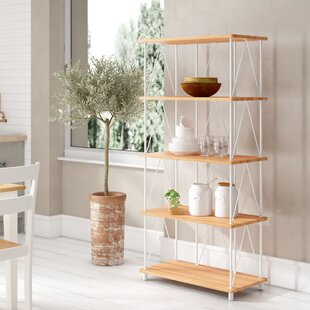 Stenya Bookcase By Hashtag Home