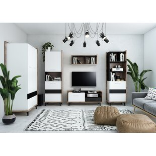 Swanley Entertainment Unit For TVs Up To 48