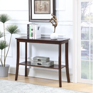 Best Price Queens Boulevard Console Table By Andover Mills