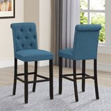 Appolonie Bar Stool (Set of 2) by Red Barrel Studio®