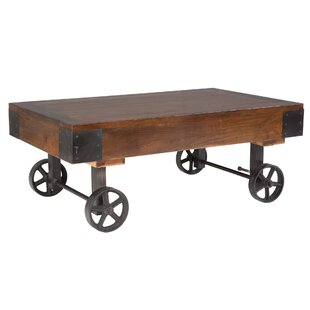 Nicolao Cart Coffee Table by Gracie Oaks Best Choices