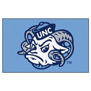 NCAA University of North Carolina - Chapel Hill Tailgater Doormat ByFANMATS