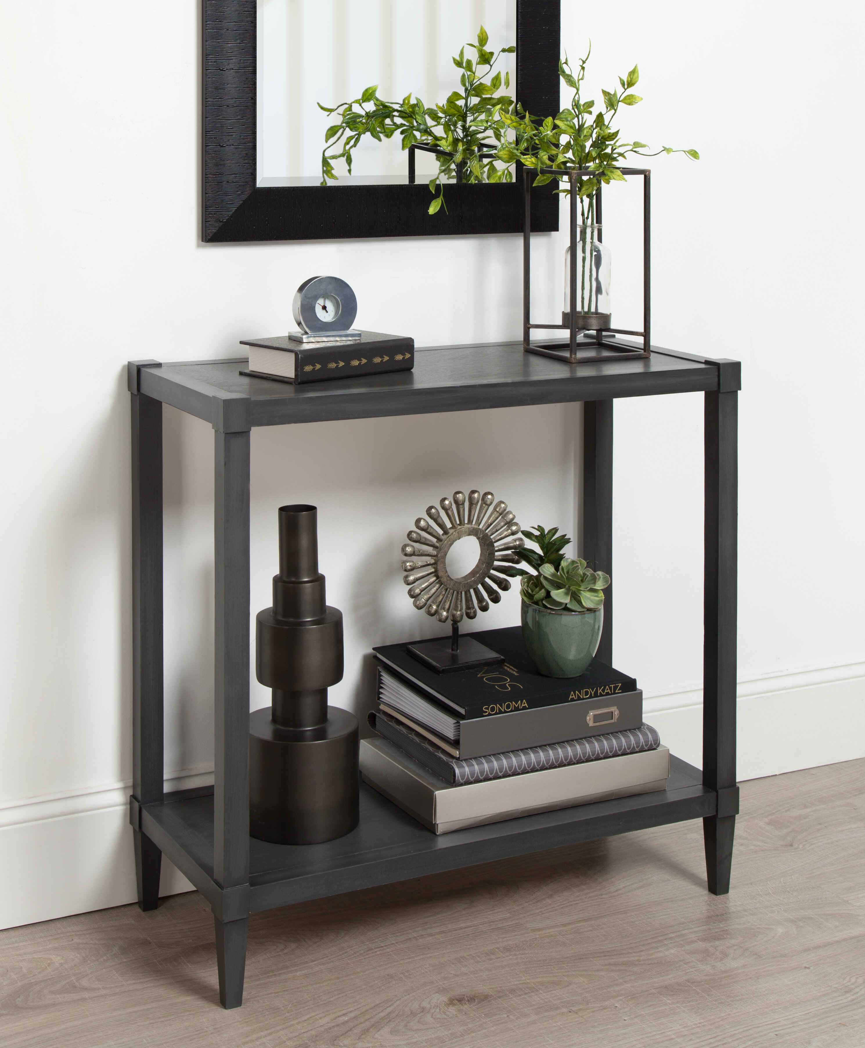 Gretchen 32 Solid Wood Console Table