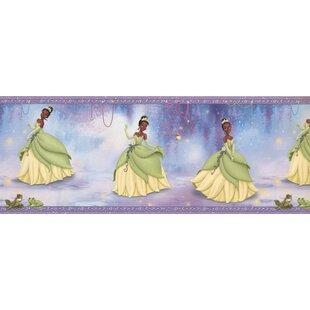 Tiana The Princess Disney Cartoon 15 X 9 Wallpaper Border