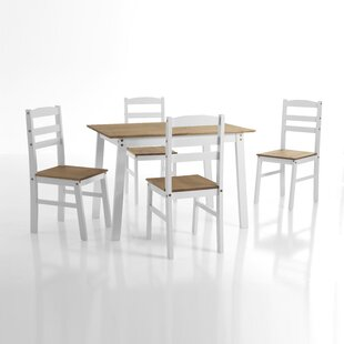 Athena 5 Piece Dining Set