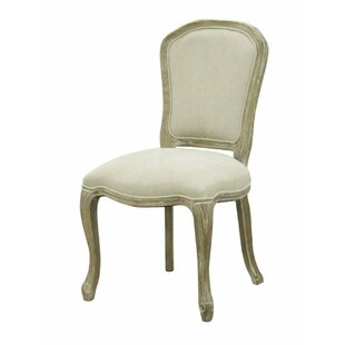 Abigale Upholstered Dining Chair (Set of 2)