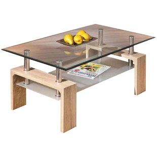 Armadillo Coffee Table With Storage By 17 Stories