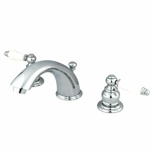 Elements of Design Magellan Widespread Bathroom Faucet with Drain Assembly Image