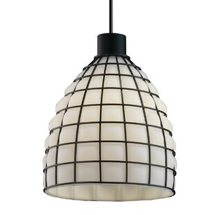 Astor 1 Light Cone Pendant by 17 Stories